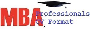 MBA Finance Fresher Resume Samples - managementindin